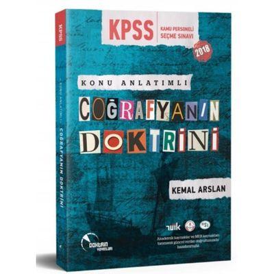 KPSS Coğrafyanın Doktrini Konu Anlatımlı Doktrin Yayınları