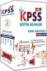 Yargı Yayınları - KPSS Eğitim Bilimleri Armoni Konu Anlatımlı Modüler Set Yargı Yayınları