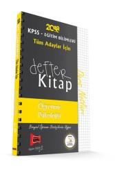 Yargı Yayınları - KPSS Eğitim Bilimleri Öğrenme Psikolojisi Defter Kitap Yargı Yayınları
