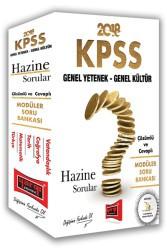 Yargı Yayınları - KPSS GK GY HAZİNE MODULER SORU 2018