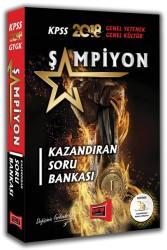 Yargı Yayınları - KPSS GK GY LİSANS ŞAMPİYON SORU 2018