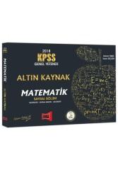 Yargı Yayınları - KPSS GY. ALTINKAYNAK MATEMATİK