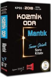 Yargı Yayınları - KPSS KOZMİK MANTIK SORU 2018