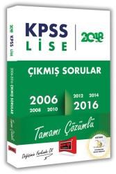 Yargı Yayınları - KPSS LİSE ÇIKMIŞ SORU 2018