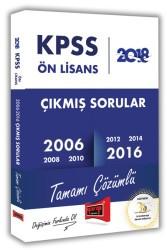 Yargı Yayınları - KPSS ÖN LİSANS ÇIKMIŞ SORU 2018