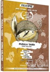 Pusula Akademi Yayınları - 2018 KPSS GYGK Pusula Tarih Konu Anlatımı
