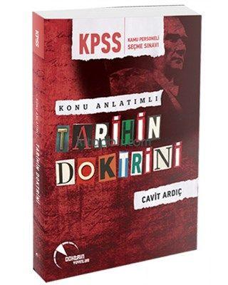 KPSS Tarihin Doktrini Konu Anlatımlı Doktrin Yayınları