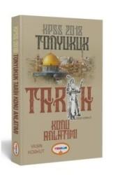 Yediiklim Yayınları - KPSS TONYUKUK Tarih Konu Anlatımı Yediiklim Yayınları