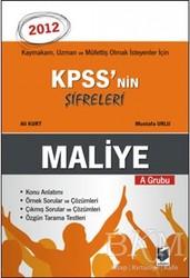 Adalet Yayınevi - KPSS'nin Şifreleri A Grubu Maliye
