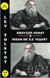 Parşömen Yayınları - Kroyçer Sonat - İnsan Ne ile Yaşar?