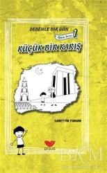 Efsus Yayınları - Küçük Bir Karış - Dedemle Bir Gün Eğitim Serisi 1