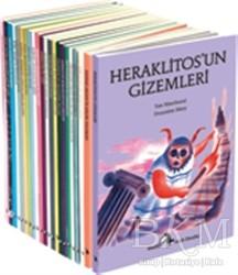 Metis Yayınları - Küçük Filozoflar Seti 22 Kitap Takım