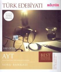 Kültür Yayıncılık - Kültür Ayt Türk Edebiyatı Best Soru Bankası