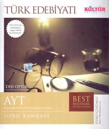 Kültür AYT Türk Edebiyatı Best Soru Bankası