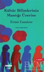 Hece Yayınları - Kültür Bilimlerinin Mantığı Üzerine