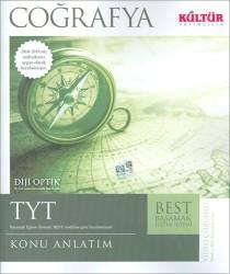 Kültür Yayıncılık - Kültür Tyt Coğrafya Best Konu Anlatım