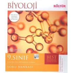 Kültür Yayıncılık - Kültür Yayıncılık 9. Sınıf Biyoloji BEST Soru Bankası