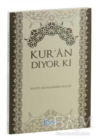 Kur'an Diyor ki