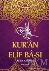 Kitapmatik Yayınları - Kur'an Elif Ba-sı