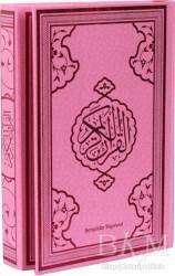 Şenyıldız Yayınevi - Kur'an-ı Kerim Bilgisayar Hattı Orta Boy Pembe Baskı