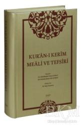 Tayf Yayıncılık - Kur'an-ı Kerim Meali ve Tefsiri (Orta Boy)
