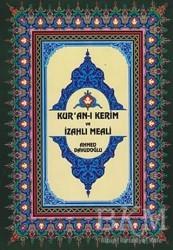 Çelik Yayınevi - Kur'an-ı Kerim ve İzahlı Meali (Rahle Boy)
