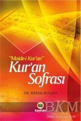 Kayıhan Yayınları - Kur'an Sofrası