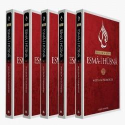 Düşün Yayıncılık - Kur'an'a Göre Esma-i Hüsna 5 Cilt Takım