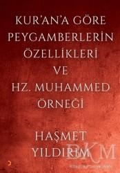 Cinius Yayınları - Kur'an'a Göre Peygamberlerin Özellikleri ve Hz. Muhammed Örneği