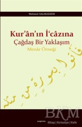Araştırma Yayınları - Kur'an'ın İ'cazına Çağdaş Bir Yaklaşım