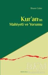 Ankara Okulu Yayınları - Kur'an'ın Mahiyeti ve Yorumu