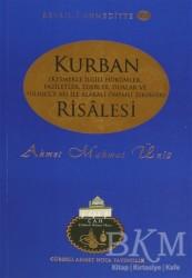 Cübbeli Ahmet Hoca Yayıncılık - Kurban Risalesi