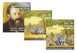 Orient Express - Kurt ile Yedi Keçi Yavrusu 3 Kitap Takım