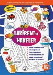 Misket Kitap - Labirent ve Harfler
