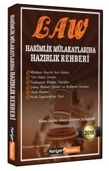 Kariyer Meslek Yayıncılık - Law Hakimlik Mülakatlarına Hazırlık Rehberi Kariyer Meslek Yayınları