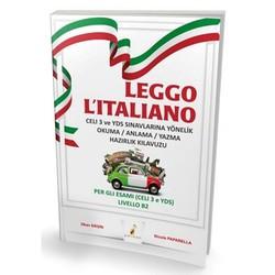 Pelikan Tıp Teknik Yayıncılık - Leggo L'Italiano