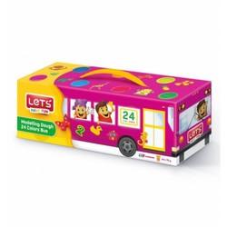 Lets - Lets Oyun Hamuru Otobüs 24 Renk