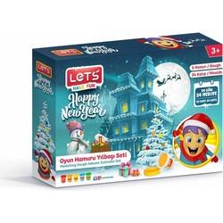 Lets - Lets Oyun Hamuru Yılbaşı Seti