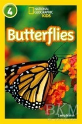 National Geographic Kids - Butterflies: Level 4