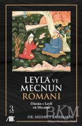 Akademik Kitaplar - Ders Kitapları - Leyla ve Mecnun Romanı