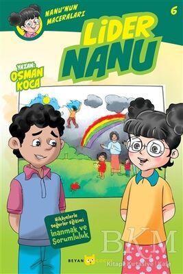 Lider Nanu - Nanu'nun Maceraları 6