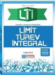 Evrensel İletişim Yayınları - 2018 Limit - Türev - İntegral