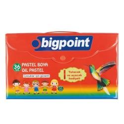 Lotte - Lotte Pastel Boya 36 Renk Çantalı