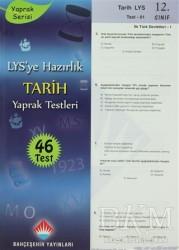 Bahçeşehir Yayınları - LYS'ye Hazırlık Tarih Yaprak Testleri 12. Sınıf