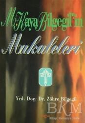 Akçağ Yayınları - Ders Kitapları - M. Kaya Bilgegil'in Makaleleri