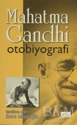 Konak Yayınları - Mahatma Gandhi Otobiyografi