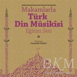 Dört Mevsim Kitap - Makamlarla Türk Din Musikisi Eğitim Seti (Kitap + 4 CD)