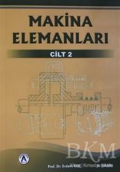 Akademisyen Kitabevi - Makina Elemanları 2. Cilt