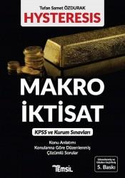 Temsil Kitap - Makro İktisat - Hysteresis