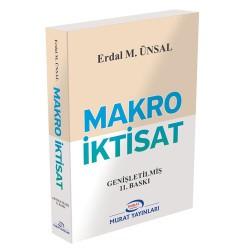 Murat Yayınları - KPSS Kitapları - Makro İktisat Murat Yayınları